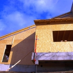 constructie casa de lemn